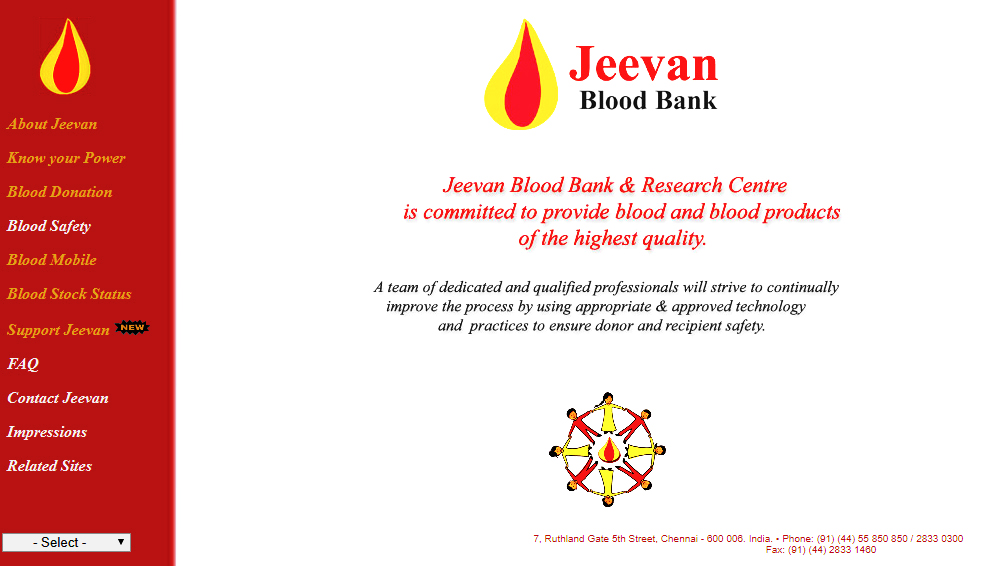 Jeevan Blood Bank