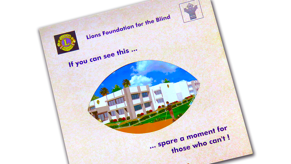 Lions Foundation for the Blind