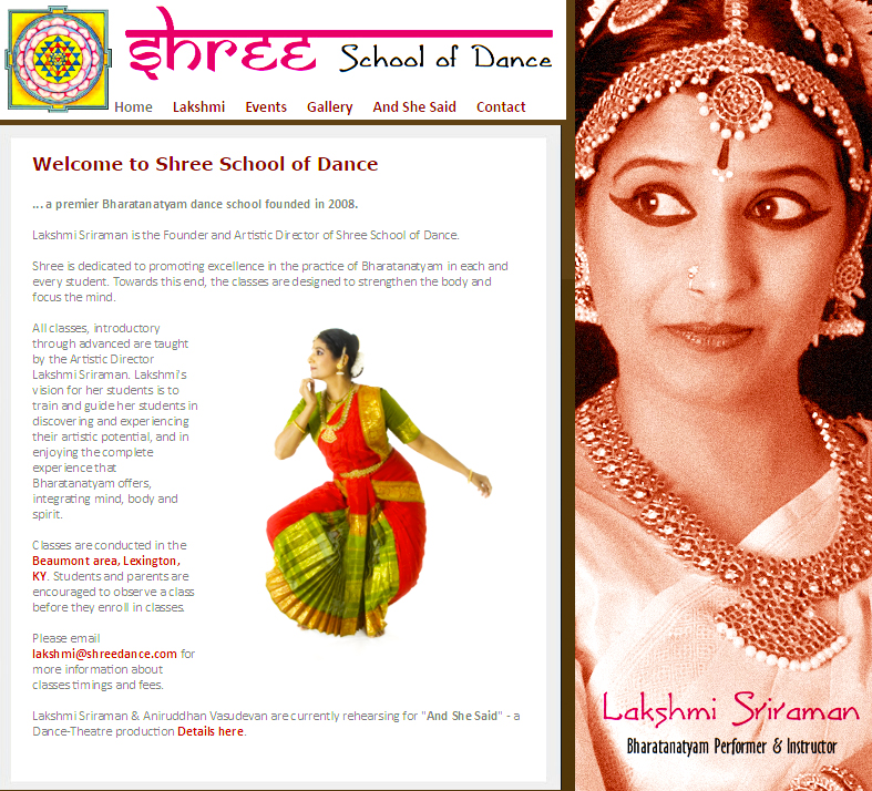 Shree School of Dance