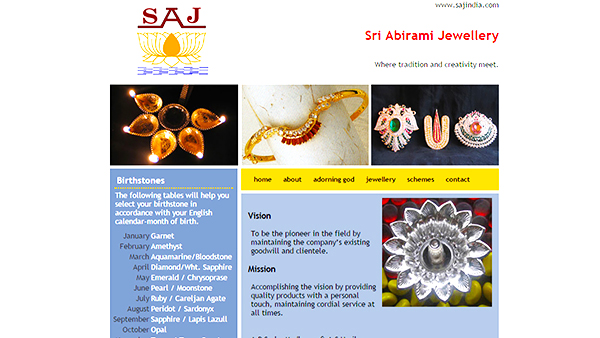 Sri Abirami Jewellery